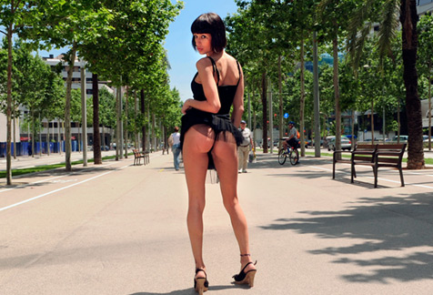 Latin Asses In Public pictures